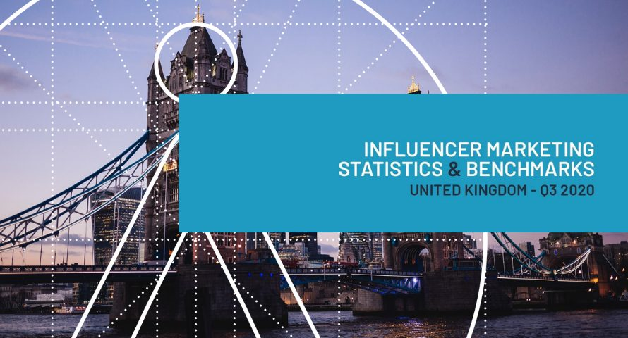 Influencer marketing statistics and brenchmarks